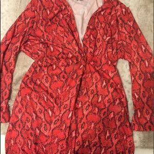 PLT Snake Dress